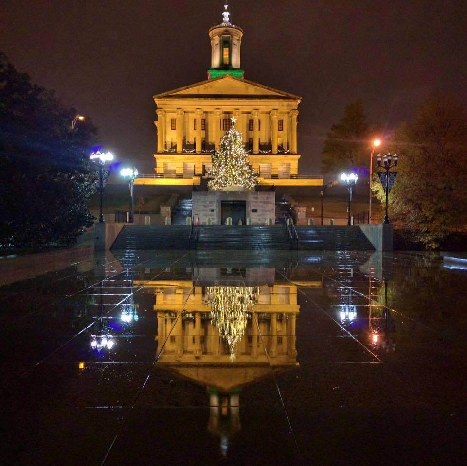Outdoor Lighting Perspectives Of Nashville Proudly Serves