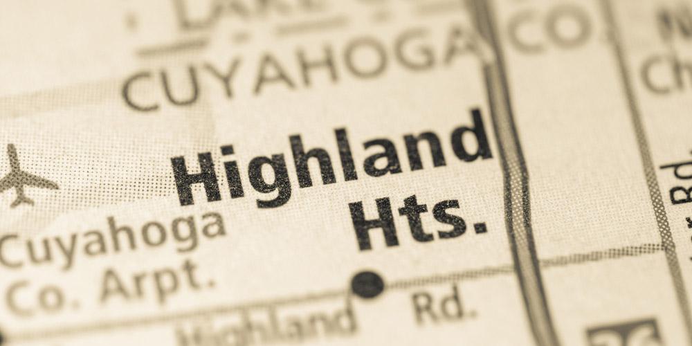 Highland Heights outdoor lighting