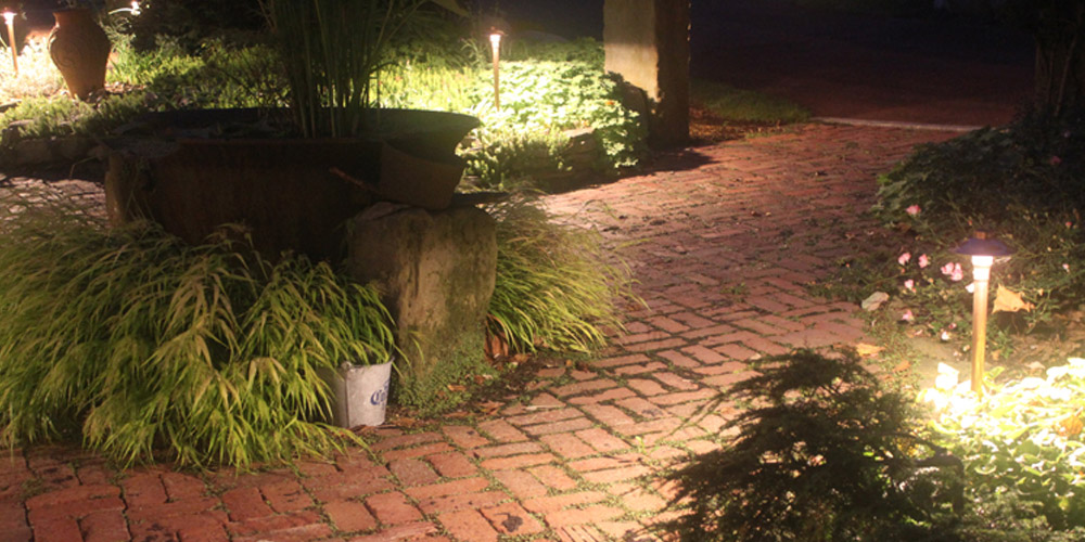outdoor lighting company Highland Heights Ohio