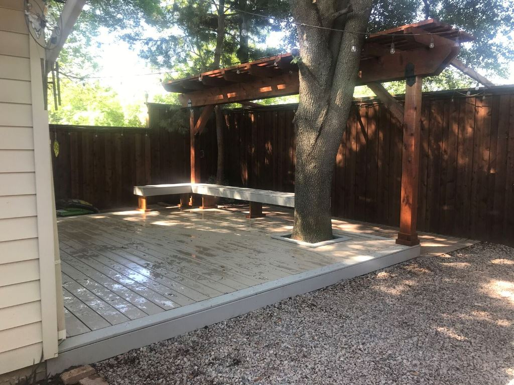 New-TimberTech-deck-in-Irving
