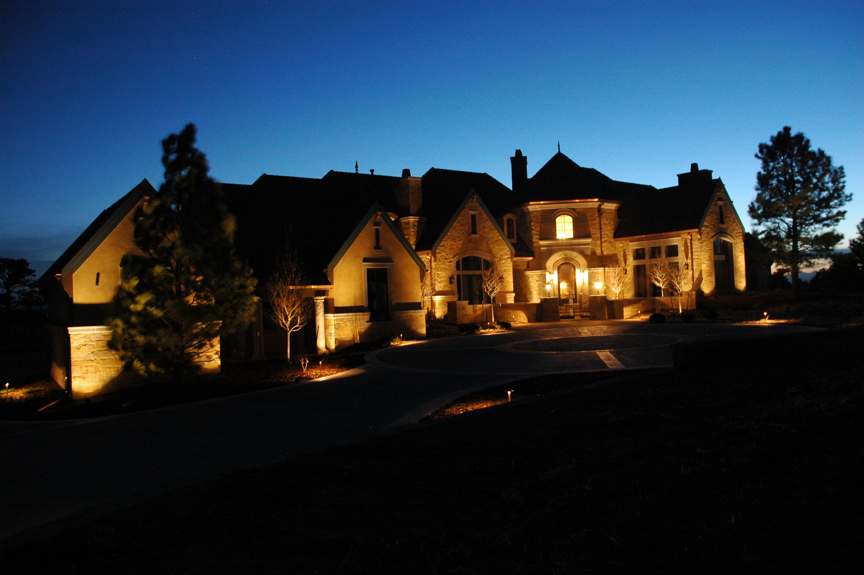 Denver Outdoor Lighting