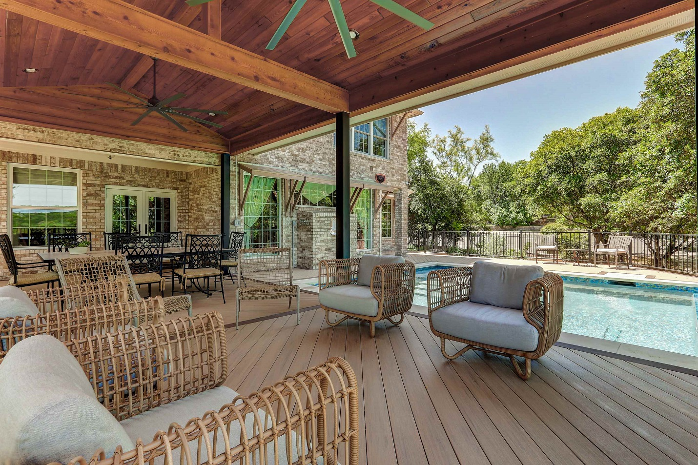 Lavish-poolside-porch-cover-and-new-deck
