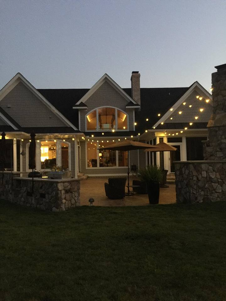 You can enjoy outdoor living at its finest with the addition of professionally designed and installed outdoor lighting by outdoor lighting perspectives of