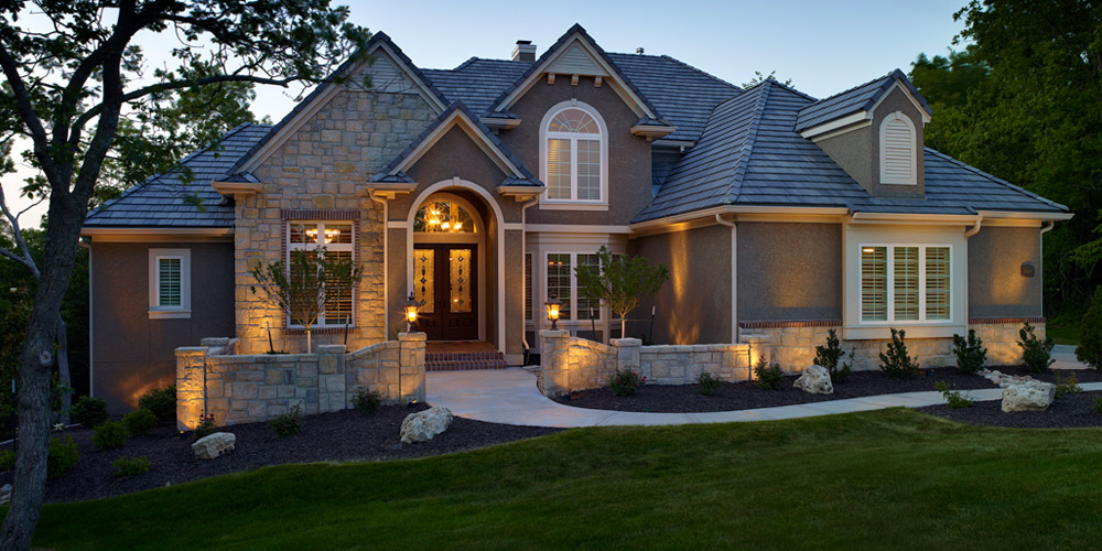 outdoor home lighting Blythewood SC