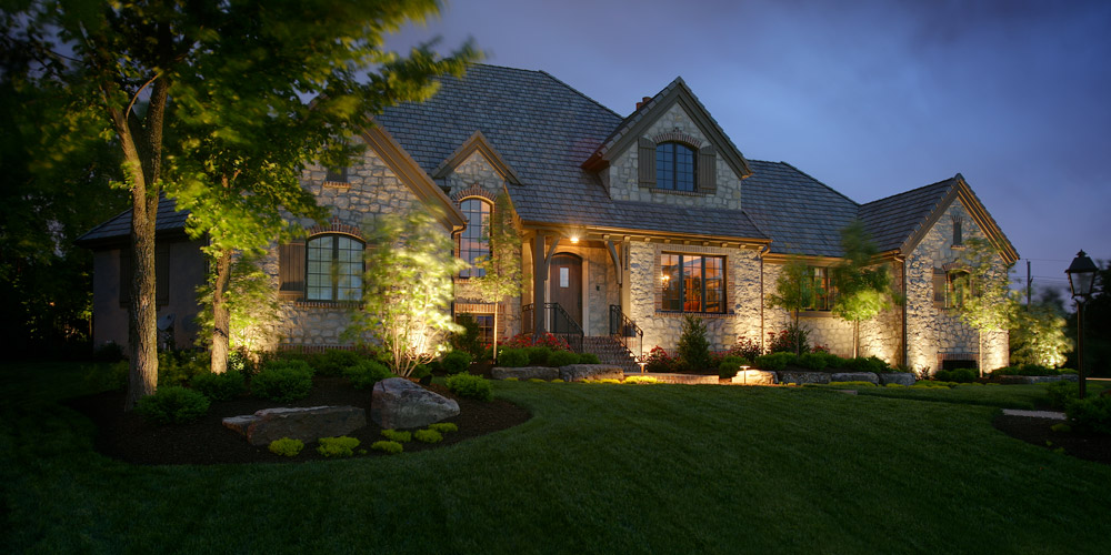 Blythewood SC outdoor lighting