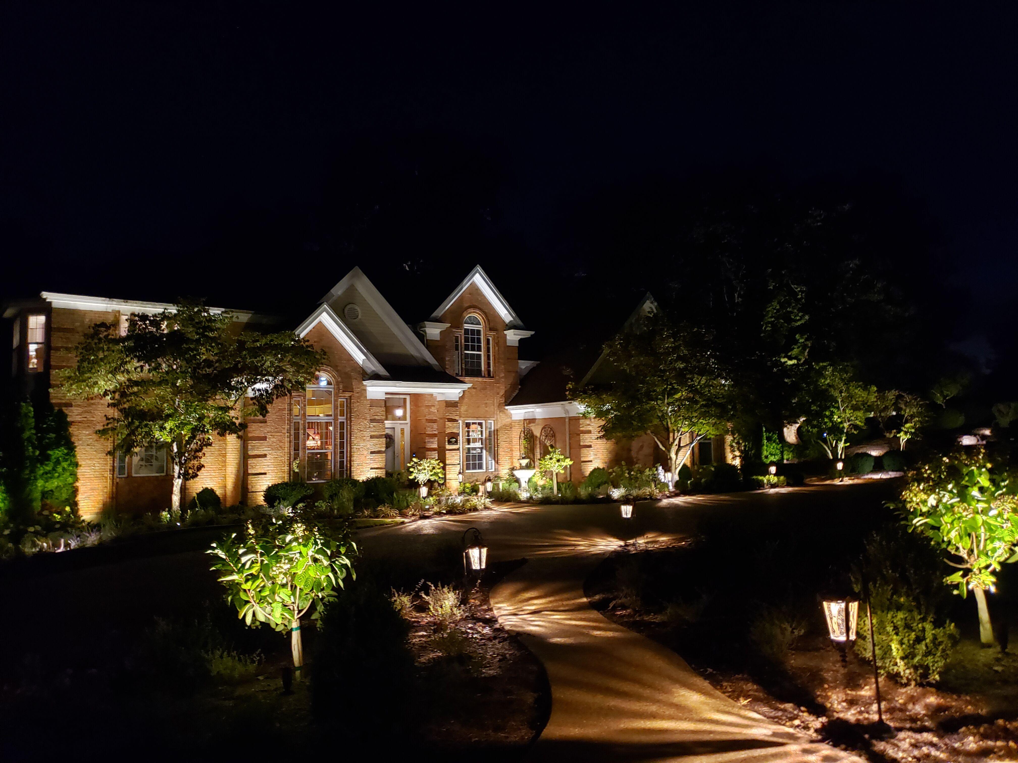 Chesterfield Landscape Lighting
