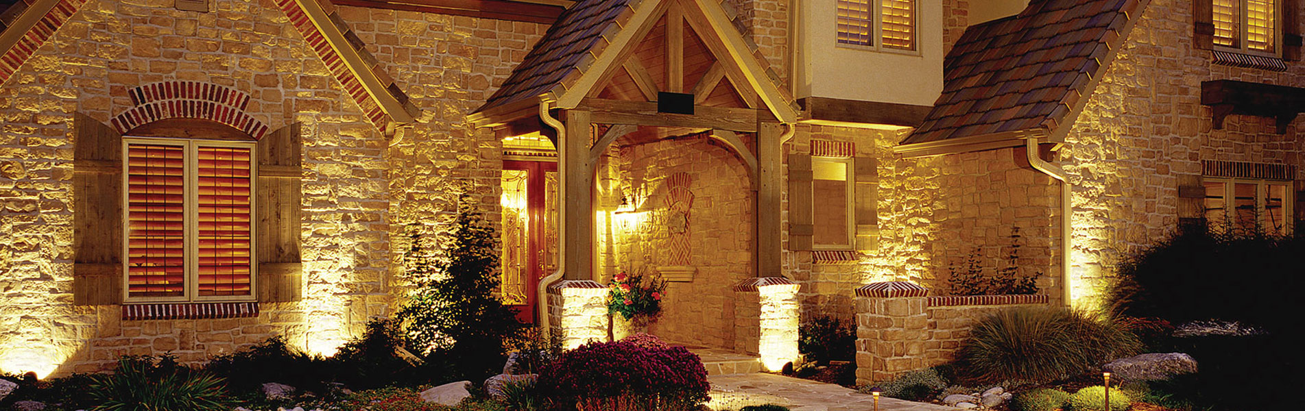 Cleveland and northern ohio outdoor lighting outdoor lighting design aloadofball Image collections