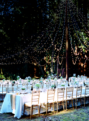 OVERHEAD PARTY LIGHTING