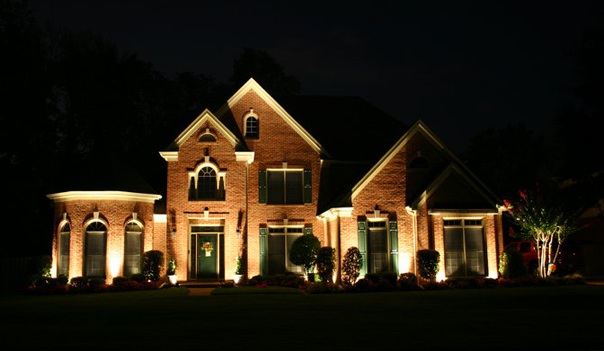 outdoor LED lighting Germantown TN