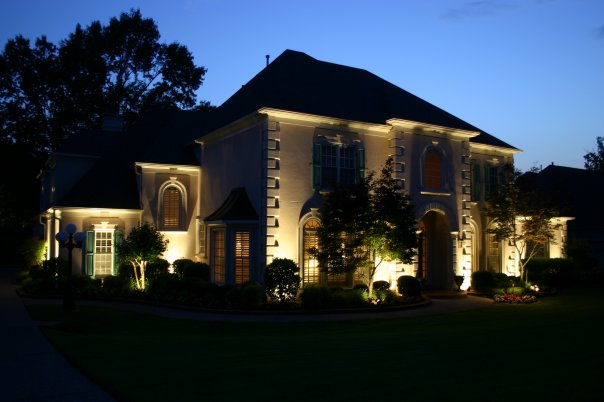 outdoor lighting repair Memphis TN