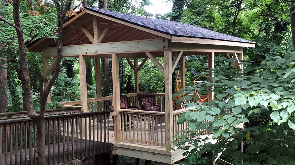 Winston-Salem Woodland Pavilion Thumbnail