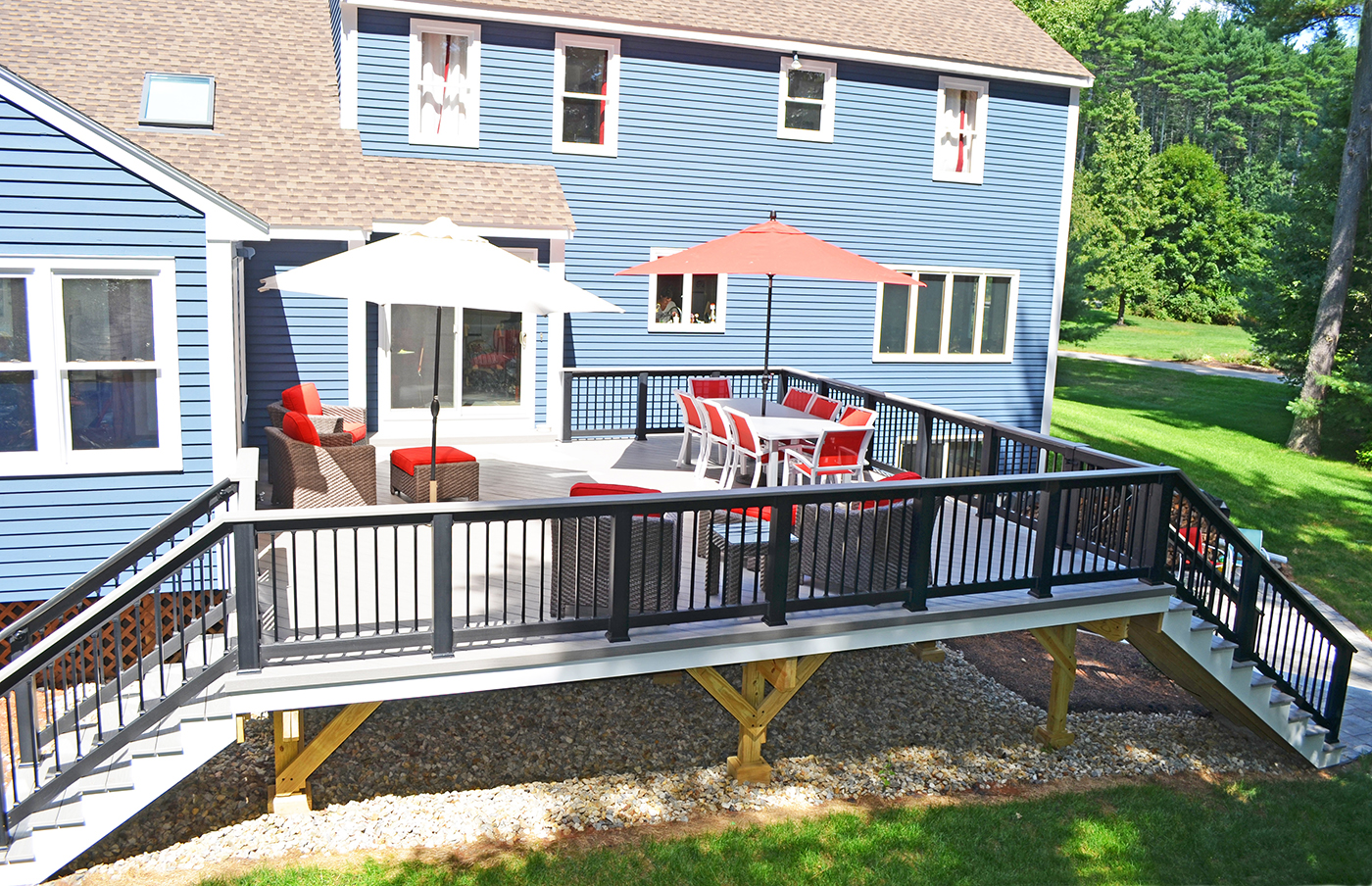 Gray Decking is a Brilliant Color Choice for Your Raleigh ...