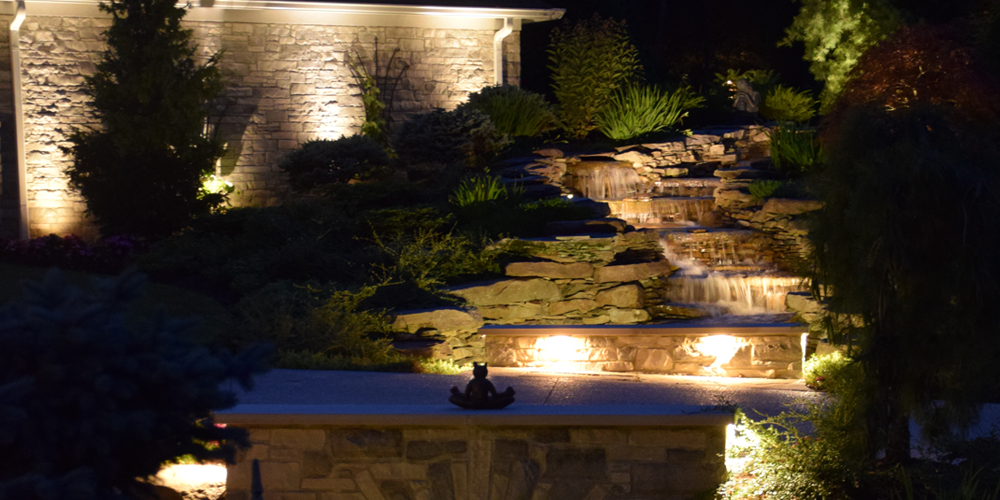 landscape lighting Cleveland OH