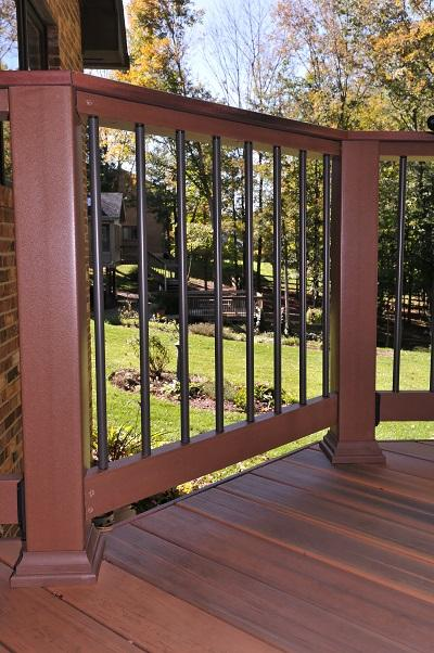 Bi Level Deck Home Design Ideas Pictures Remodel And Decor: Greater Dayton & Northern Cincinnati OH Custom Deck Builder