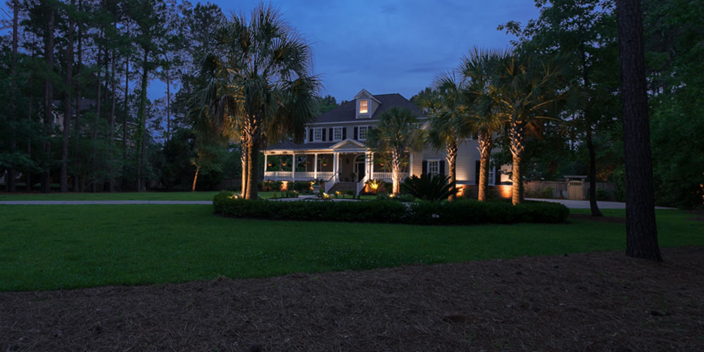 low-voltage outdoor lighting Lexington SC