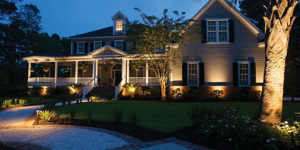 outdoor lighting Lexington SC