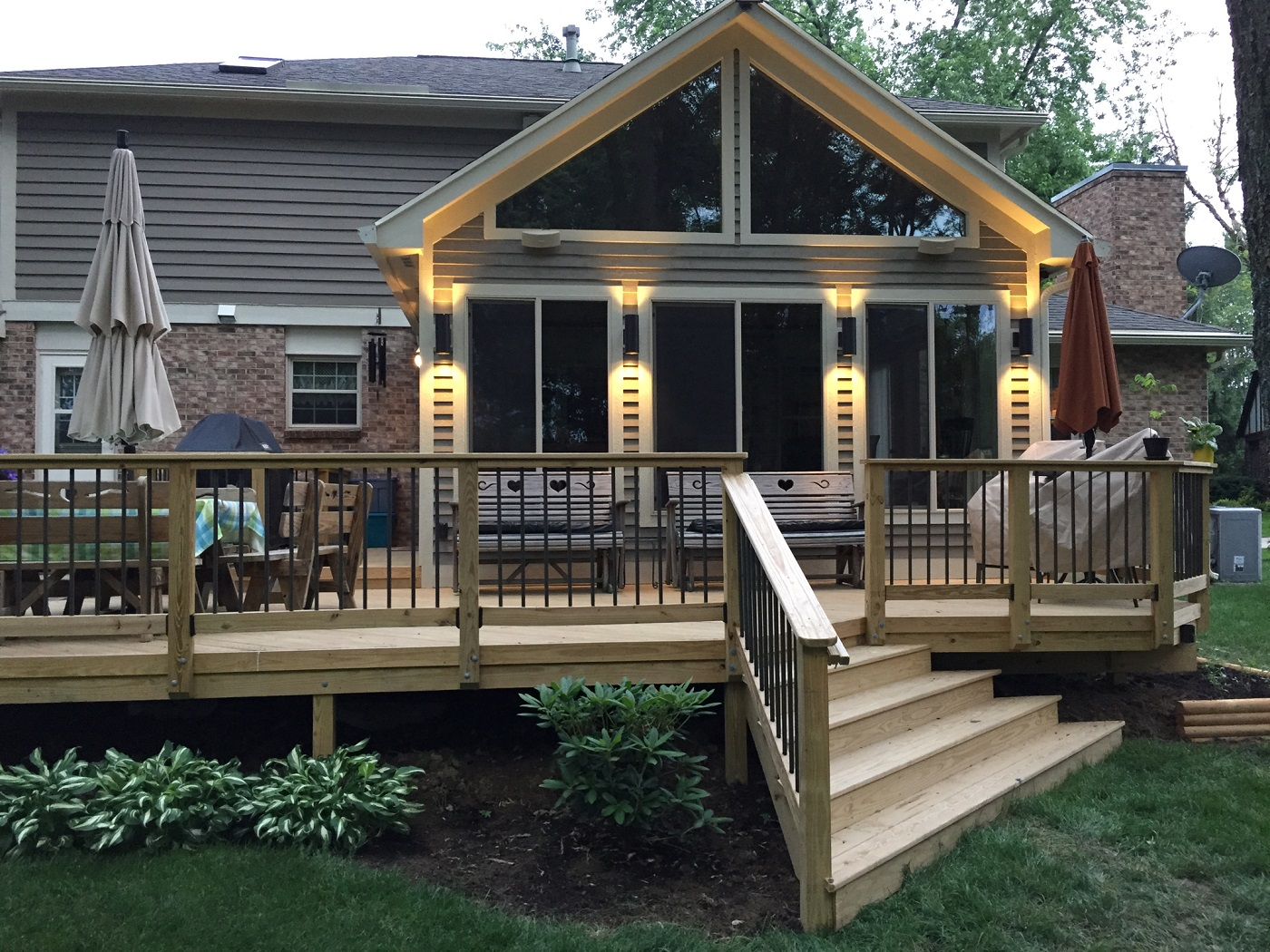 Unique-sunroom-and-deck-pairing-in-Miami-Township-OH