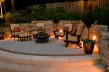 patio lighting Memphis TN