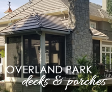 Click for Overland Park Projects
