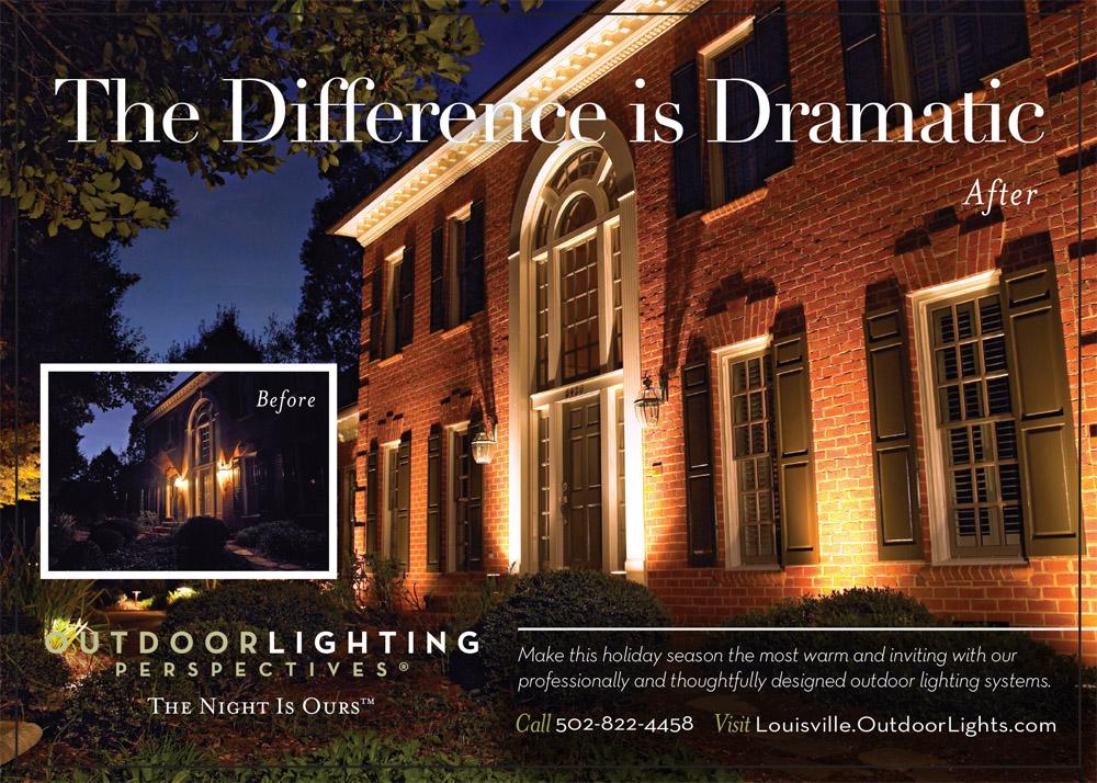 outdoor lighting fixtures to illuminate your louisville home
