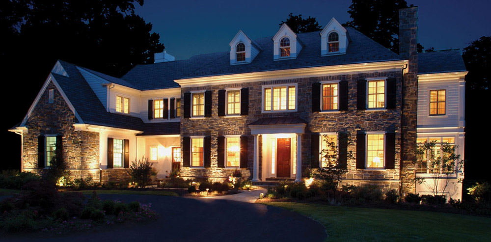 bloomington outdoor lighting services
