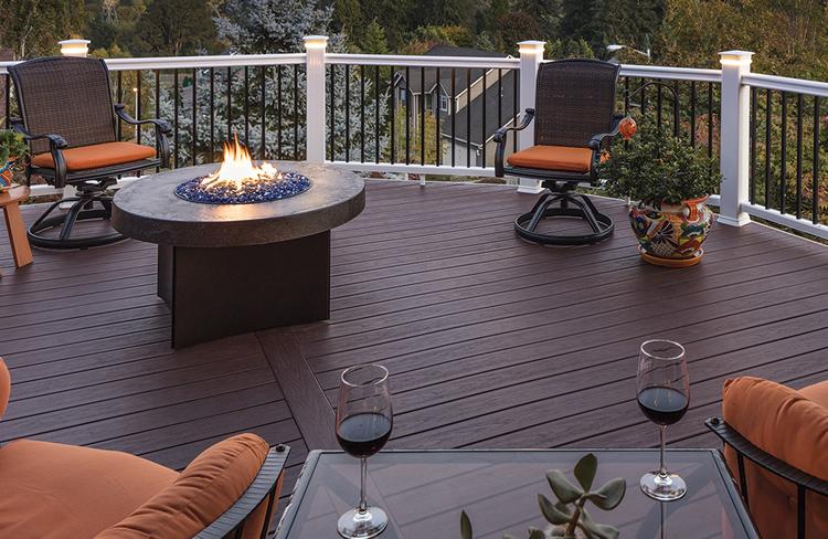 TimberTech deck builder Overland Park