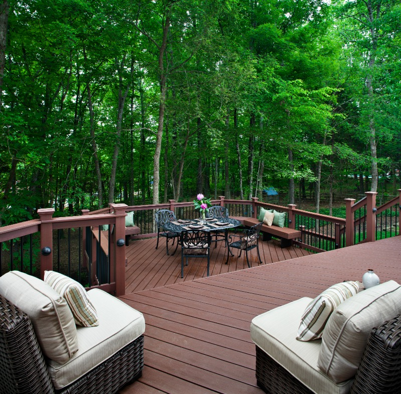 Deck Designed by Archadeck of Delaware