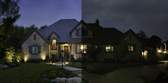 outdoor LED lighting Raleigh NC