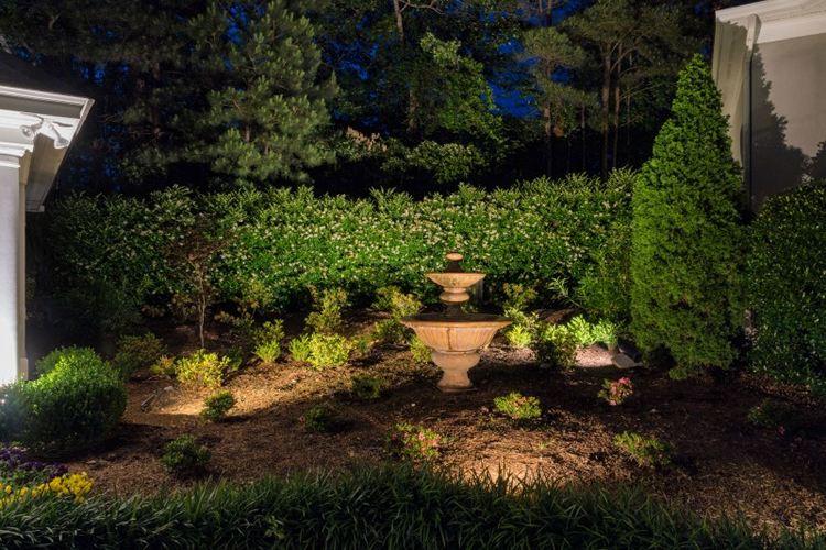 Annual Maintenance Plan for LED outdoor lighting