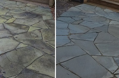 flagstone cleaning Charlotte NC