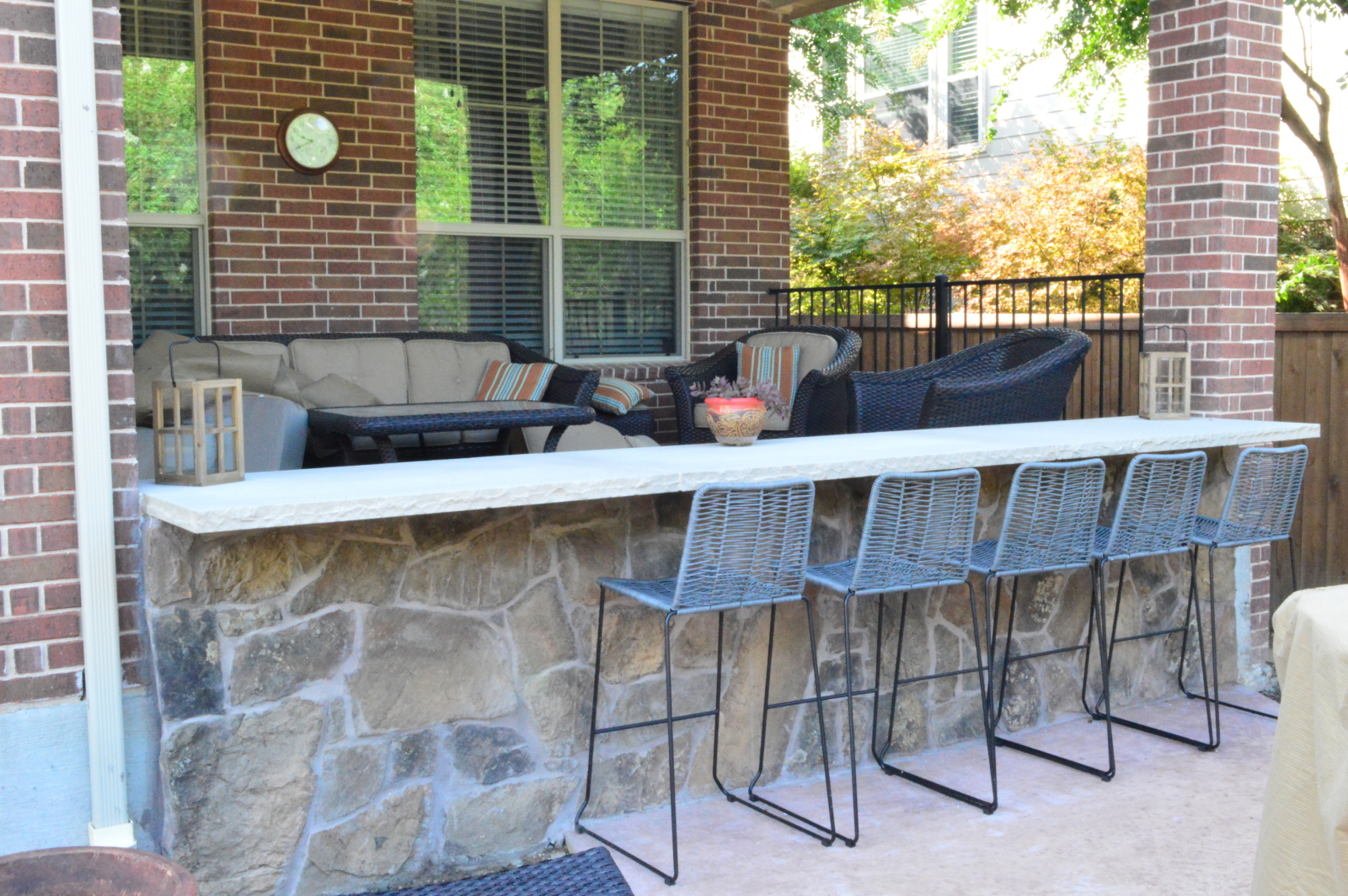 Rockwall-TX-stepped-up-and-stepped-down-custom-stone-bar-addition