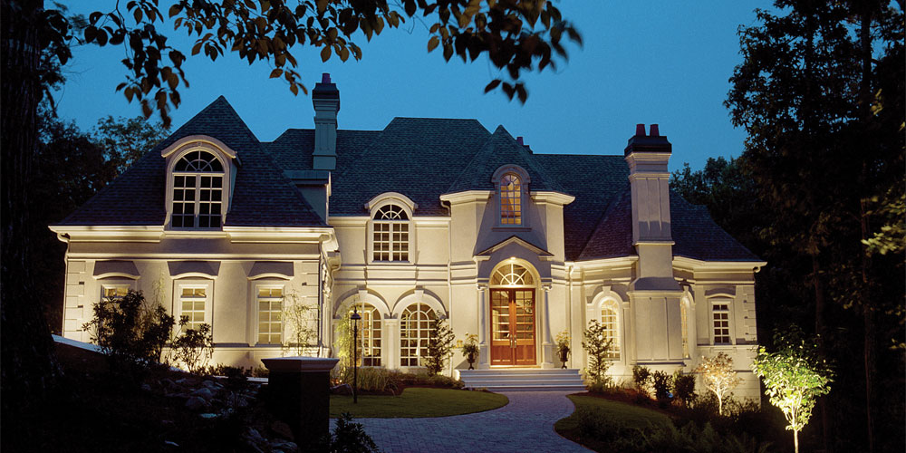 Discover How An Exterior Lighting Installer In Ellicott City MD From Outdoor  Lighting Perspectives Of Baltimore Can Make Your Home The Envy Of The Block.