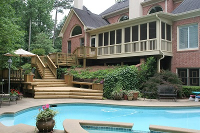 Poolside-deck-patio-and-sunroom-combination-space