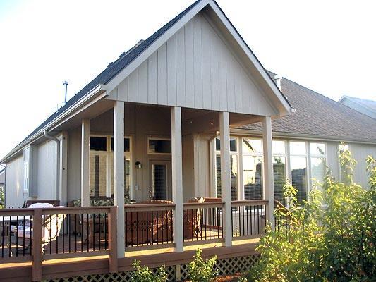 Olathe deck and porch