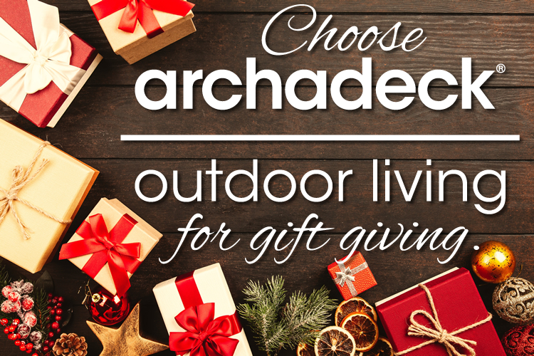 Archadeck for Christmas