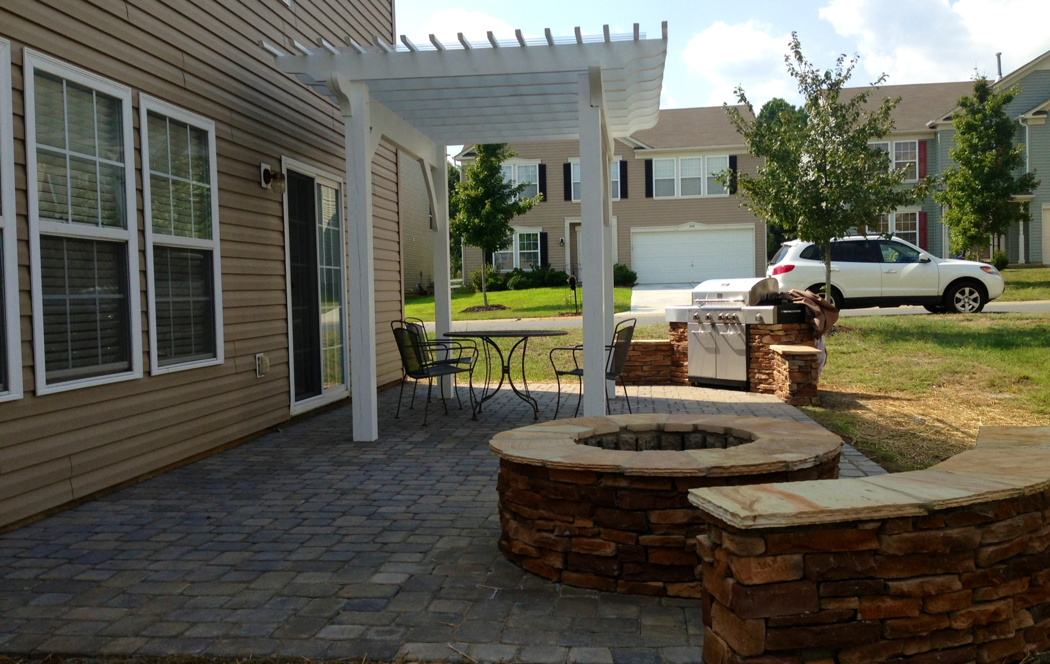 Add Sun Protection With A Pergola
