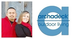 Archadeck team and logo