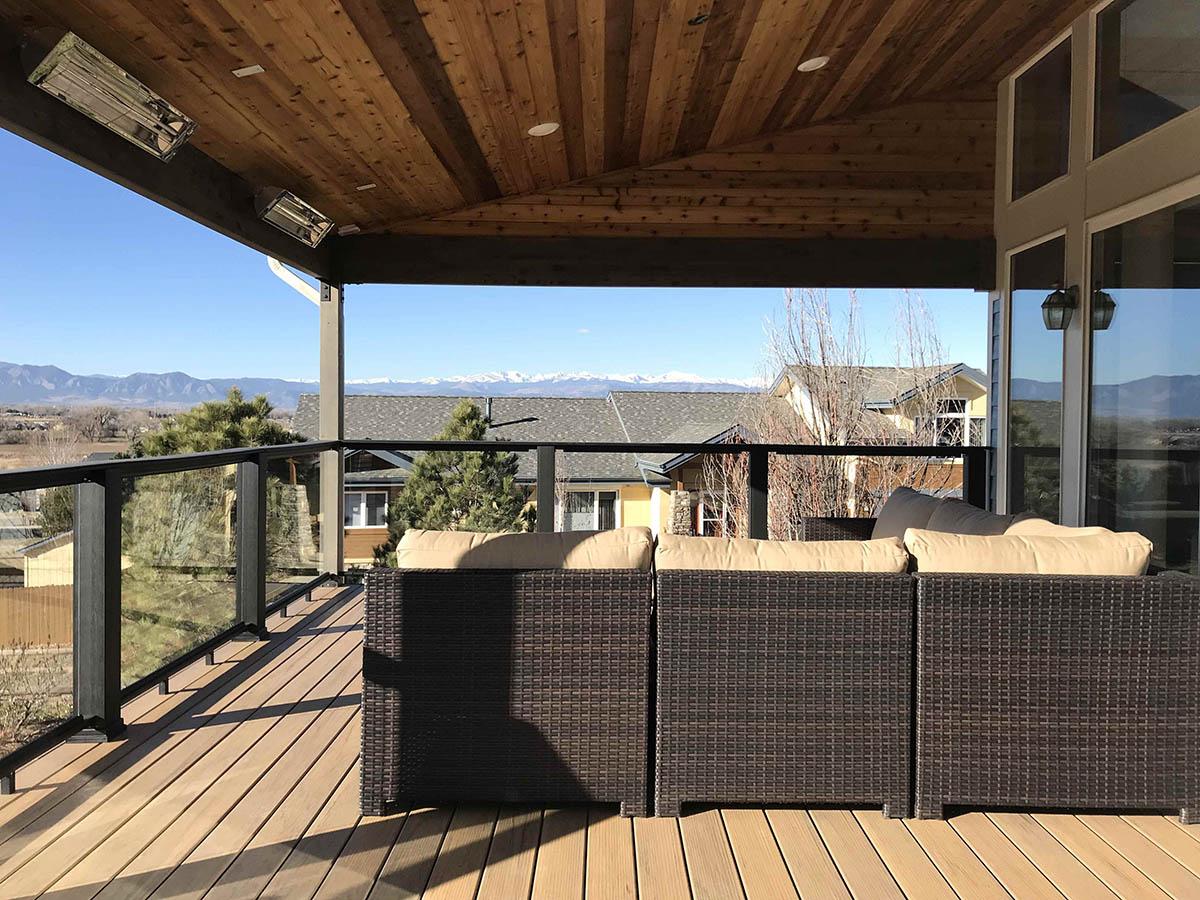 Patio Roof Cover Builder Design Installation Deck Cover Contractor Denver Co