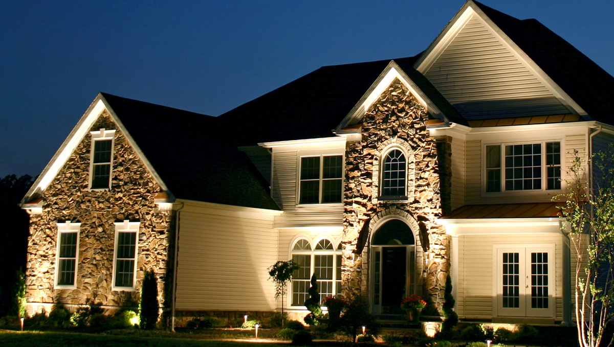 Illuminate Your Home\'s Charm with Bellevue Exterior Lighting ...