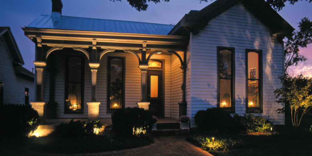 uplighting for your Charleston SC home