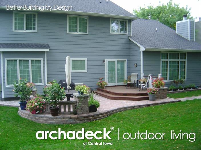 Des Moines Outdoor Living Builder U2013 Decks, Porches, Patios And How To Bring  Outdoor Dreams Alive