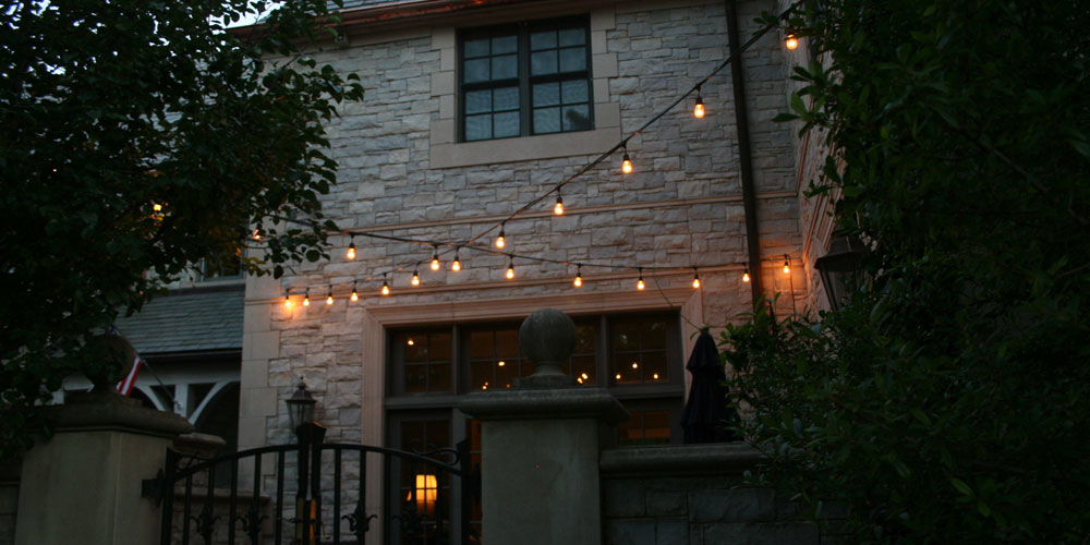 string patio lighting Columbia SC