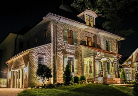 outdoor lighting design in richmond outdoor lighting perspectives