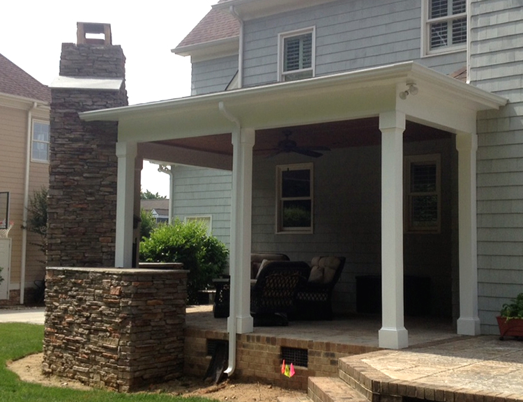 Mooresville porch