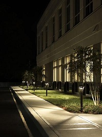 Commercial outdoor lighting design long island benefits of commercial outdoor lighting aloadofball Image collections