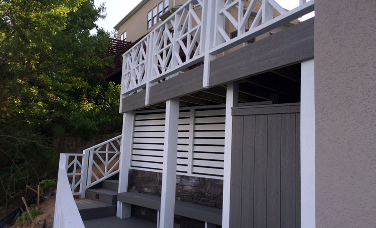 Charlotte deck builder