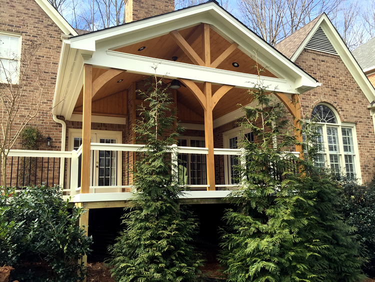 Greensboro porch builder