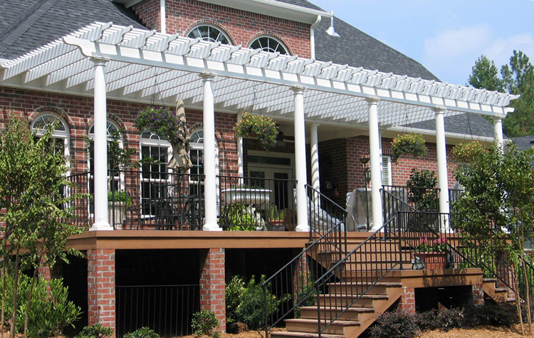 pergola builder Greensboro