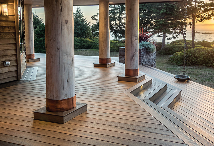 Should I build a composite deck?