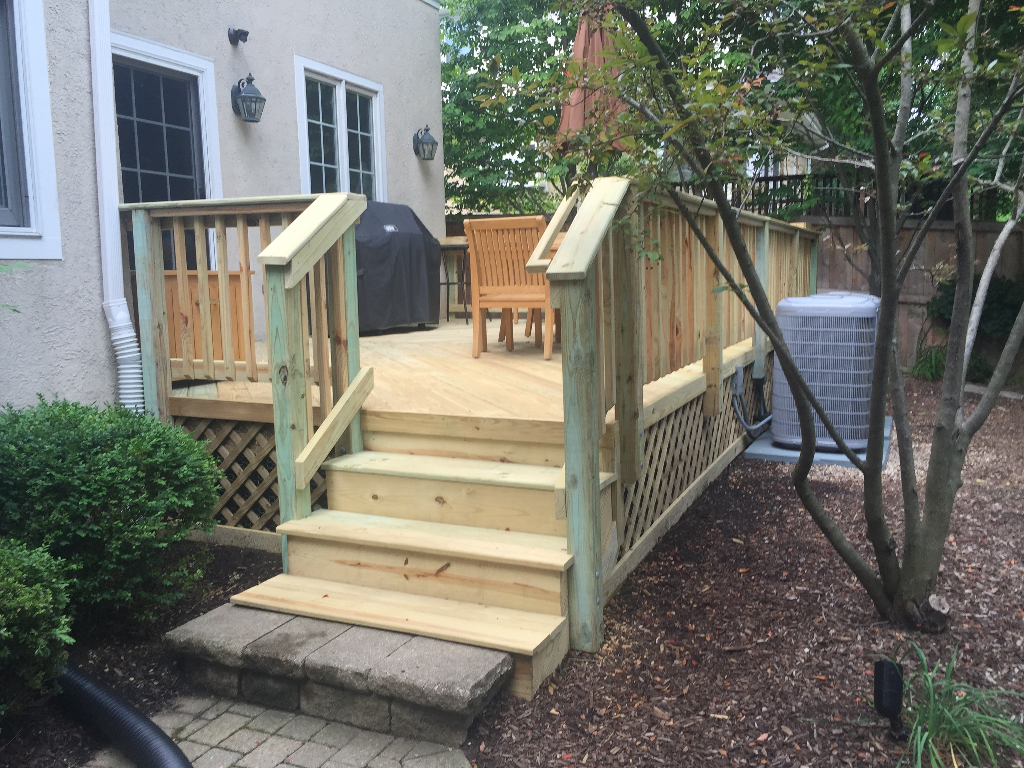 Wood Re-Deck in Wilmette, IL Thumbnail